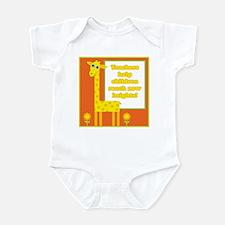 Cute Teacher Gift Infant Bodysuit