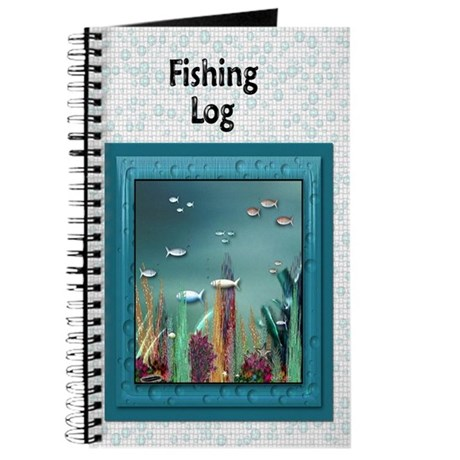 *FISHING LOG Journal