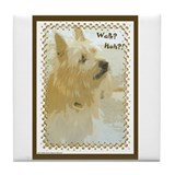 Cairn terrier Drink Coasters