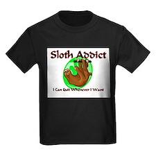 Sloth Addict T