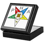 PHA Eastern Star Keepsake Box