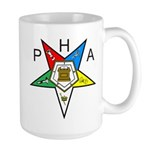 PHA Eastern Star Large Mug