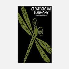 Create Global Harmony Rectangle Decal