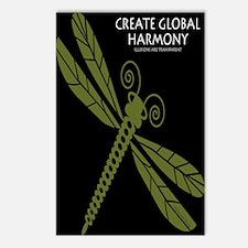 Create Global Harmony Postcards (Package of 8)