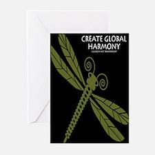 Create Global Harmony Greeting Cards (Pk of 10