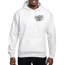 Hoodie w/Jet Fox Logos