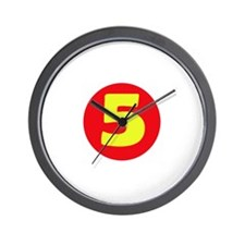 SR Wall Clock