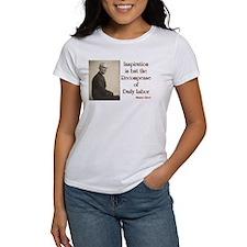Maurice Ravel Inspiration and Labor Tee