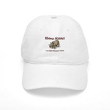 Rhino Addict Baseball Cap