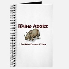 Rhino Addict Journal