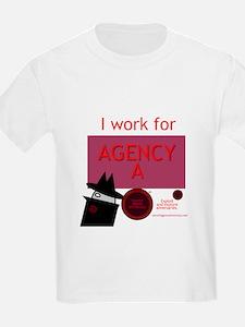 Agency A Kids T-Shirt