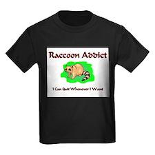 Raccoon Addict T