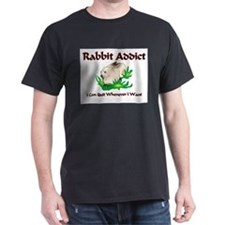 Rabbit Addict T-Shirt