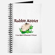 Rabbit Addict Journal
