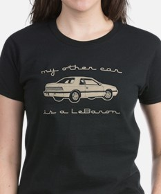 my other car is a lebaron Tee