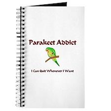 Parakeet Addict Journal