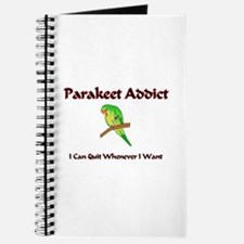 Parakeet Addict Journal