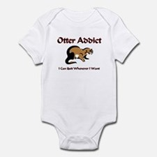 Otter Addict Infant Bodysuit
