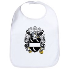 Page Family Crest Bib