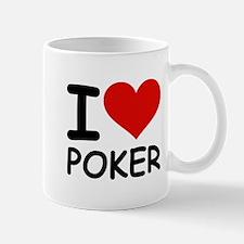 I LOVE POKER Mug