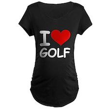 I LOVE GOLF T-Shirt
