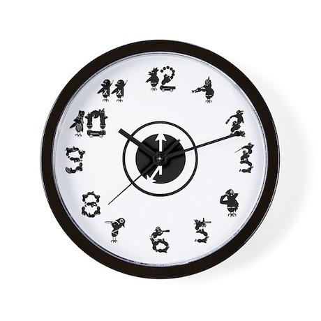 Clerkenwell Clock