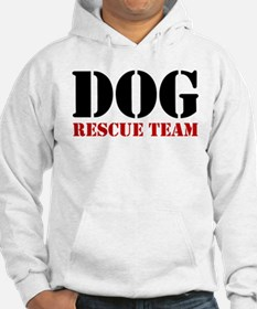 Dog Rescue Team Hoodie