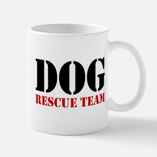 Dog Rescue Team Mug