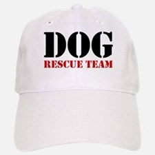 Dog Rescue Team Baseball Baseball Cap