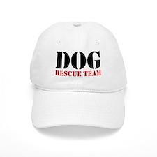 Dog Rescue Team Baseball Cap