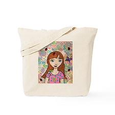Kritter Girl Tote Bag