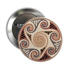 Celtic Circle of Life Buttons (10 pack)