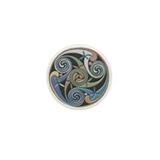 Rock of Cashel Mini Buttons (10 pack)