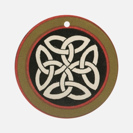 Celtic Knot Ornament (Round)
