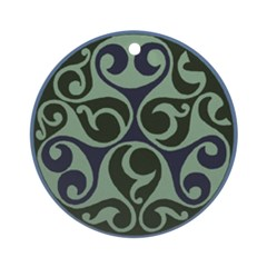 Inish Beg Ornament (Round)
