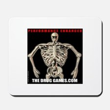 Drug Games Mousepad
