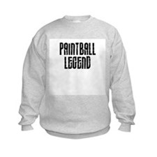 Unique Paintball Sweatshirt
