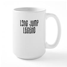 Long Jump Legend Mug