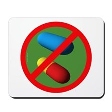 Don't do drugs Mousepad