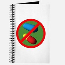 Don't do drugs Journal