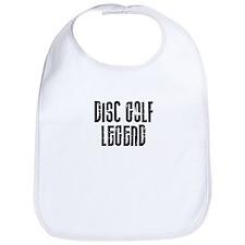 Cute Disc golf unique disc Bib