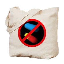 Don't do drugs Tote Bag