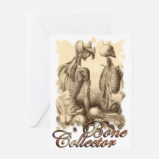 Bone Collector Greeting Card