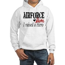 Airforce Raised Hero Hoodie