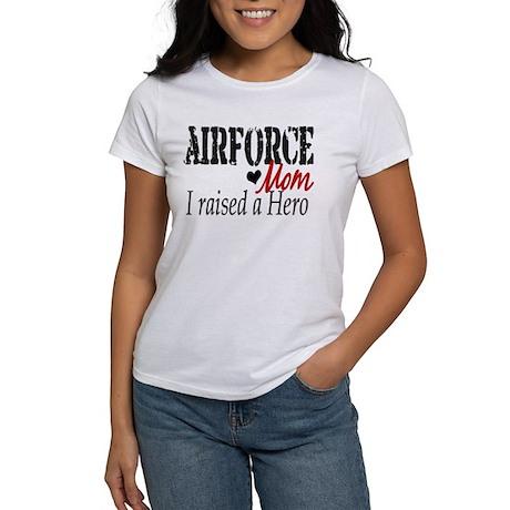 Airforce Raised Hero Women's T-Shirt