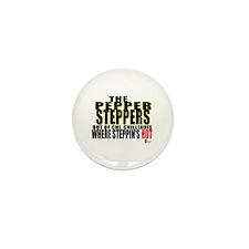 The Original Pepper Steppers Mini Button (100 pack