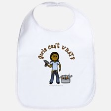 Dark Do-It-Yourself Bib