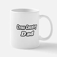 """Cross Country Dad"" Mug"