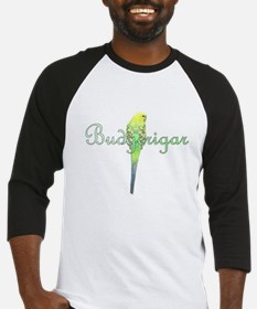 Fancy Budgie Baseball Jersey