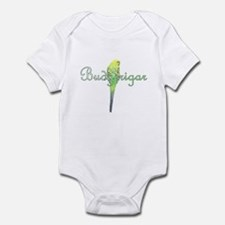 Fancy Budgie Infant Bodysuit